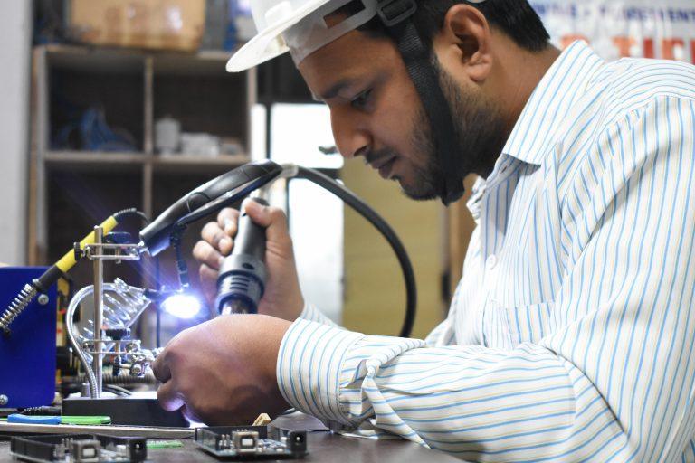 Industrial Working