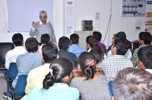 Practical Classes at Vision World Tech