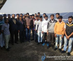 Solar Industrial Visit