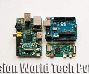 Raspberry PI with Arduino